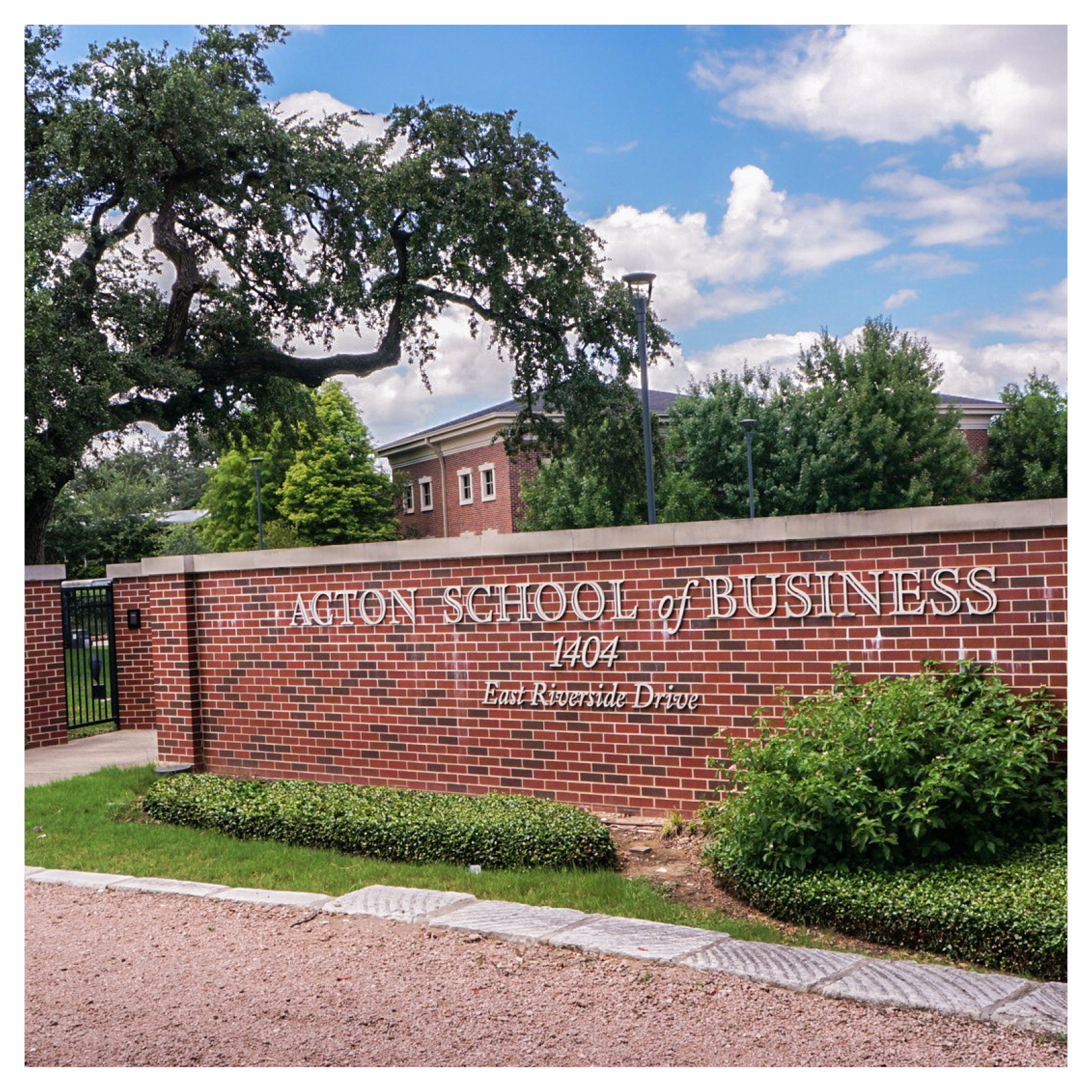 Acton School of Business