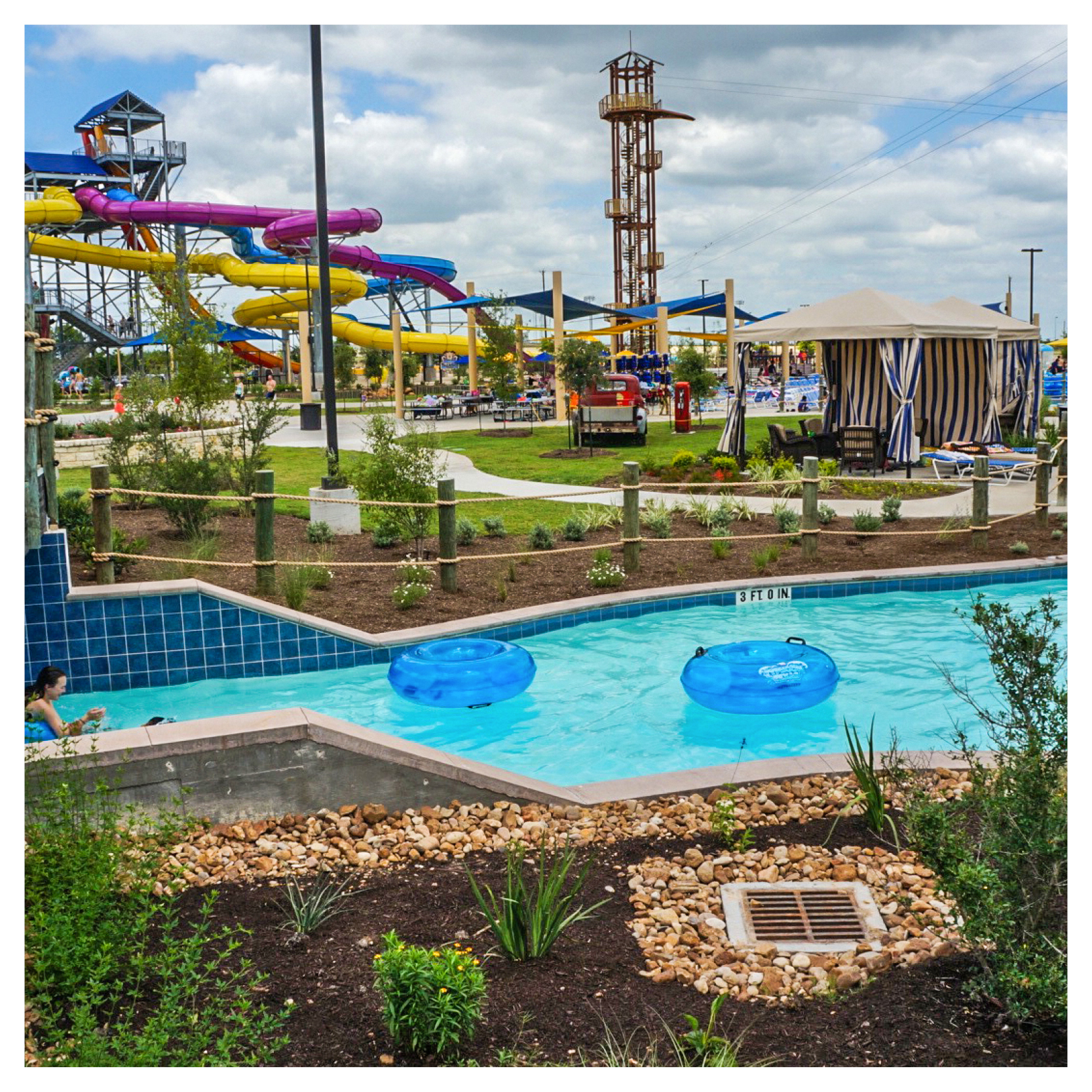 Texas Typhoon Water Park